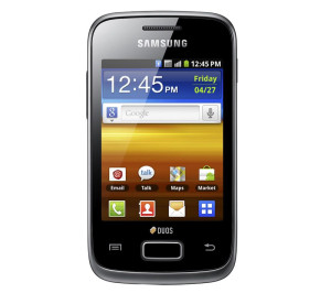 samsung dual sim android