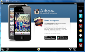 instagram per pc