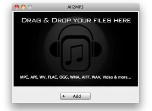 convertire flac in mp3 mac