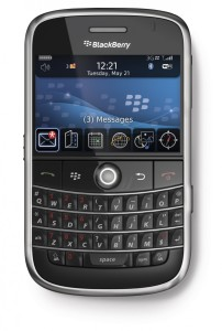 resettare blackberry