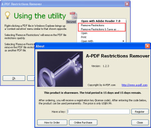 rimuovere password pdf gratis