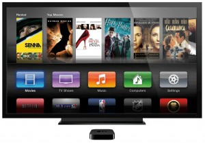 spegnere apple tv online