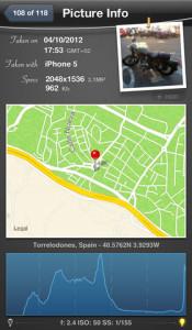 data foto iphone online