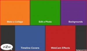 pizap modifica foto gratis online