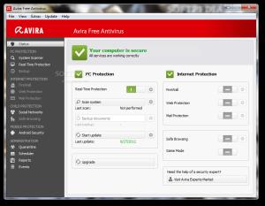 antivirus gratis per windows 8