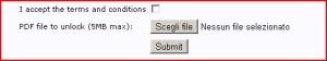 sbloccare pdf protetti