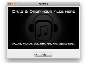 convertire flac in mp3 mac