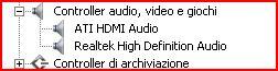 non funziona audio pc