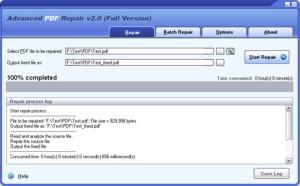 recuperare file pdf