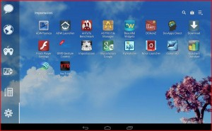 come modificare tema su android