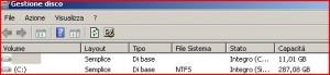 hard disk esterno non riconosciuto
