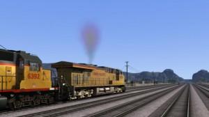 simulatore treno