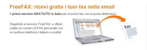 ricevere fax